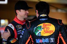 Drivers support Tony Stewart's return; NASCAR grants Chase waiver - SBNation.com