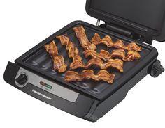 Hamilton Beach 3-in-1 MultiGrill / Bacon Cooker