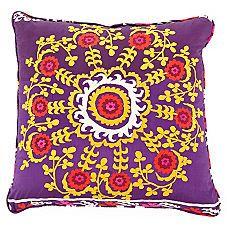 Kasbi Pillow Yellow