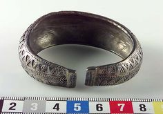 Viking silver arm ring - Historiska