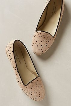Speckled Loafers /