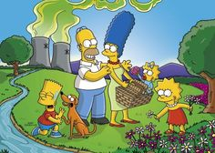 The Simpsons And Classic Movies Simpsons fans will like it. Many shots in the cartoon replicate classic movie scenes. The Simpsons is an American animated television series created by Matt Groening for the F Disney Marvel, Disney Pixar, Bart Simpson, The Simpsons, Simpsons Springfield, The Tracey Ullman Show, Sailor Moon, Los Simsons, Tv Series To Watch