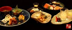 High quality Japanese traditional course menu at reasonable price ! Very popular place among local Japanese in Sydney - Good Japanese Sake, Japanese Dishes, Japanese Food, Beef Tataki, Sydney Restaurants, Bottle Shop, Small Bottles, Teriyaki Chicken, Tempura
