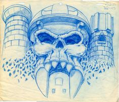 I found this site online with rare backgrounds, layouts and storyboards all from He-man the cartoon