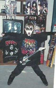 Aww baby Andy!  I hope if I have a son that he's as awesome as Andy x