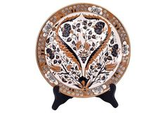 Greek Handmade Wall Plate $89 ~~~SOLD~~~