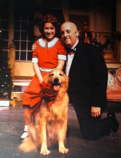 Annie, Warbucks, & Sandy Dutch Apple 2006
