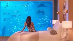 Dubai-Hotel under water!