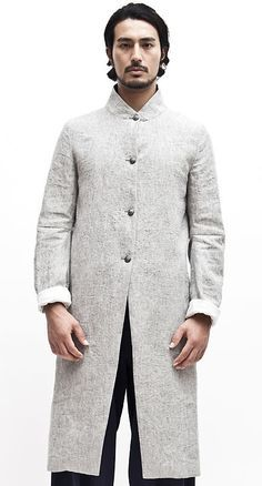 Men's Fashion in Chinese style Cotton Linen Kungfu Martial Clothing