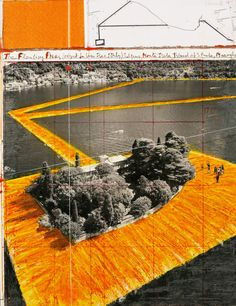 Christo's Floating Piers Will Let You Walk on Water in Italy