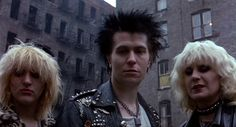 Sid and Nancy movie with courtney love...does it get any better than this!