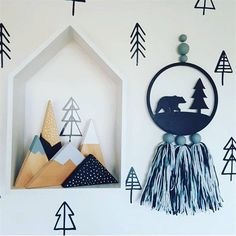 Nordic Style Home Acrylic Wooden Beads Garlands Kid's Room Ornament Wedding Decor Mural  Best Gifts For Baby Crafts Pendent-in Wind Chimes & Hanging Decorations from Home & Garden on Aliexpress.com | Alibaba Group