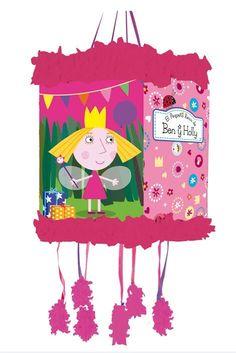 Piñata Ben & Holly #benandhollyparty #littlekigdom #benandhollysupplies