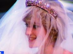 Lady Diana Spencer A Fairytale Wedding Charles And