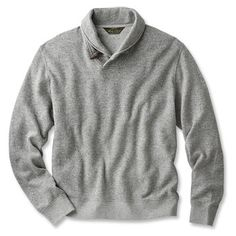 Donegal Shawl Sweatshirt from Orvis