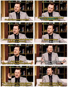 Who would worry about driving on the wrong side? Lol XD I laughed a lot during this scene of talking dead.