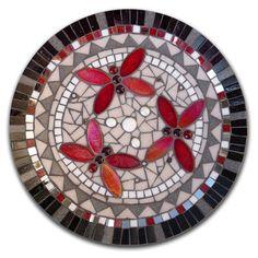 Vlinderschaal - - (Powered by CubeCart) Mosaic Birdbath, Mosaic Tray, Mosaic Glass, Marble Mosaic, Mosaic Crafts, Mosaic Projects, Mosaic Coffee Table, Mosaic Tables, Free Mosaic Patterns