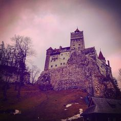 #Twilight. #Bran #Castle #Castillo #Schloss #Chateau #Transilvania #Transylvania #Siebenbürgen #Dracula