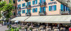 Enjoy the sunny terrace of Ristorante Carcani in #Ascona   #carcanimoment #myasconalocarno #visitticino