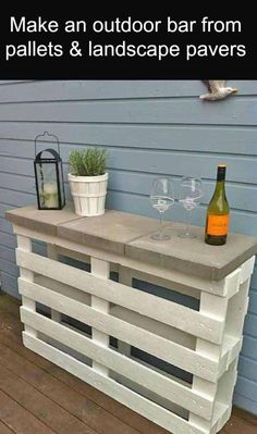 20 Amazing DIY Garden Furniture Ideas You Can Make for Your Home and Garden - Patio Furniture - Ideas of Patio Furniture - 20 Amazing DIY Garden Furniture Ideas