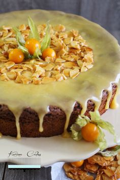 Coko-karamelova s mandlami Cake Recipes, Pudding, Desserts, Food, Tailgate Desserts, Deserts, Easy Cake Recipes, Custard Pudding, Essen