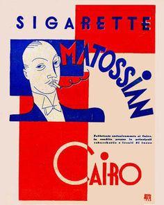 E.Carboni-MATOSSIAN-fumo-sigarette-futurismo-Egitto disponibile in vari colori