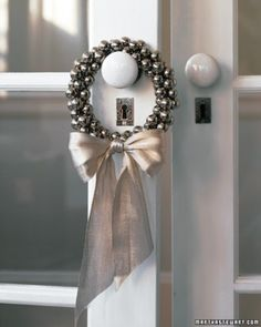 """See the """"Jingle Bell Wreaths"""" in our  gallery"""