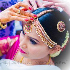 Meet Shalini Narayanan - Makeup Artist   Marigold Tales   South Indian Wedding Blog