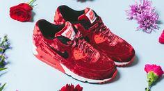 Release Date: Nike Air Max 90 'Red Velvet'
