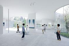Hiroshi Senju Museum - Ryue Nishizawa