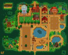 Stardew Valley is an open-ended country-life RPG with support for players. Stardew Farms, Stardew Valley Farms, Stardew Valley Tips, Stardew Valley Layout, Farm Layout, Dome Greenhouse, Green House Design, Wooden Greenhouses, Farm Plans