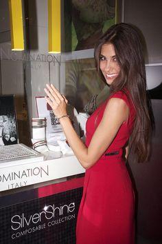 Ariadna Romero da Nomination durante la VFNO 2012