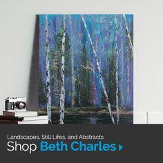 Shop Beth Charles art