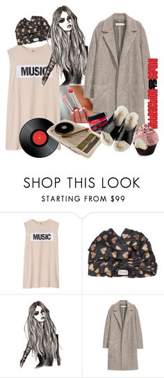 """ZX#$%)("" by misstao ❤ liked on Polyvore featuring Acne Studios, Gucci, Manic Panic NYC and CÉLINE"