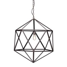 Geometric Ceiling Lamp |