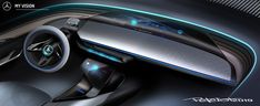 Fast researchs about the near future of mercedes interior DNA evolution Car Interior Sketch, Car Interior Design, Mercedes Benz Interior, Car Sketch, Future Car, Explore, Cool Designs, Dna, Evolution