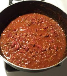 "Award Winning Chili! """"  @allthecooks #recipe #chili #chilli #dinner #easy #soup"