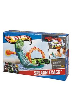 Mattel 'Hot Wheels® - Splash Track™' Tub Track Set