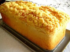 Polish Recipes, Cornbread, Banana Bread, Macaroni And Cheese, Recipies, Food And Drink, Cooking Recipes, Sweets, Cookies