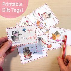 Inkpug! | saniillama:   inkpug:   Add more pug per package...