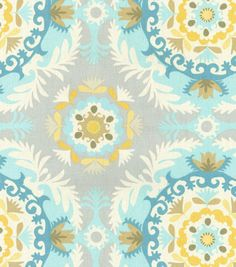 54 Modern Essentials Print Fabric Color Field Mineral Home Decor