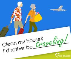 #maidbrigade #maid #housecleaning #greencleaning #travel