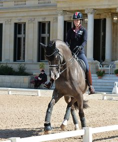Jerez – Dressage blows hot and cold | The Horse Magazine – Australia's Leading Equestrian Magazine