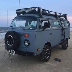 Image may contain: outdoor Volkswagen Bus, Beetles Volkswagen, Vw T2 Camper, Vw Bus T2, Vw T1, Travel Camper, Wolkswagen Van, Kombi Pick Up, Kombi Trailer