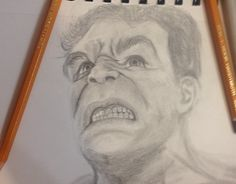 """Check out new work on my @Behance portfolio: """"The Hulk"""" http://be.net/gallery/32766053/The-Hulk"""