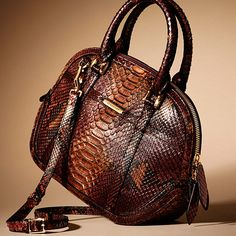 The Burberry Orchard bag reinterpreted for Autumn/Winter 2013