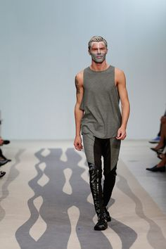 #Menswear #Trends LIDIJA KOLOVRAT Spring Summer 2015 Primavera Verano #Tendencias #Moda Hombre