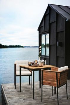 A dreamy spot to have breakfast