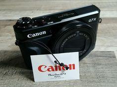 Canon PowerShot G7 X  Mark II Premium-Kompatkamera Neu OVP