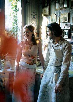 Lili and Jesko in th